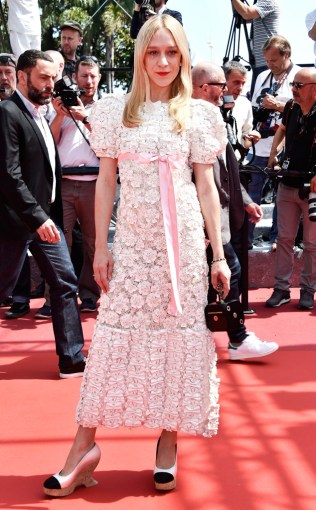 Chloe Sevigny Chanel Cannes 2016