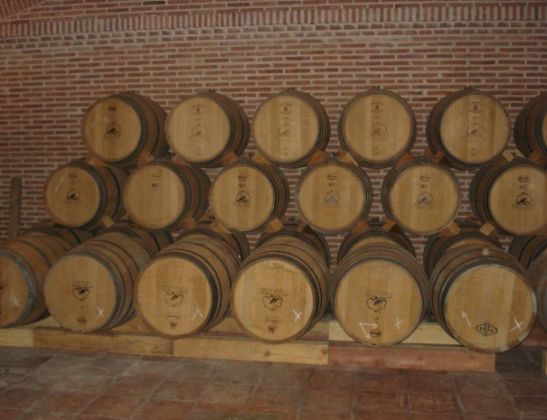 THE SECRECT BARREL ROOM