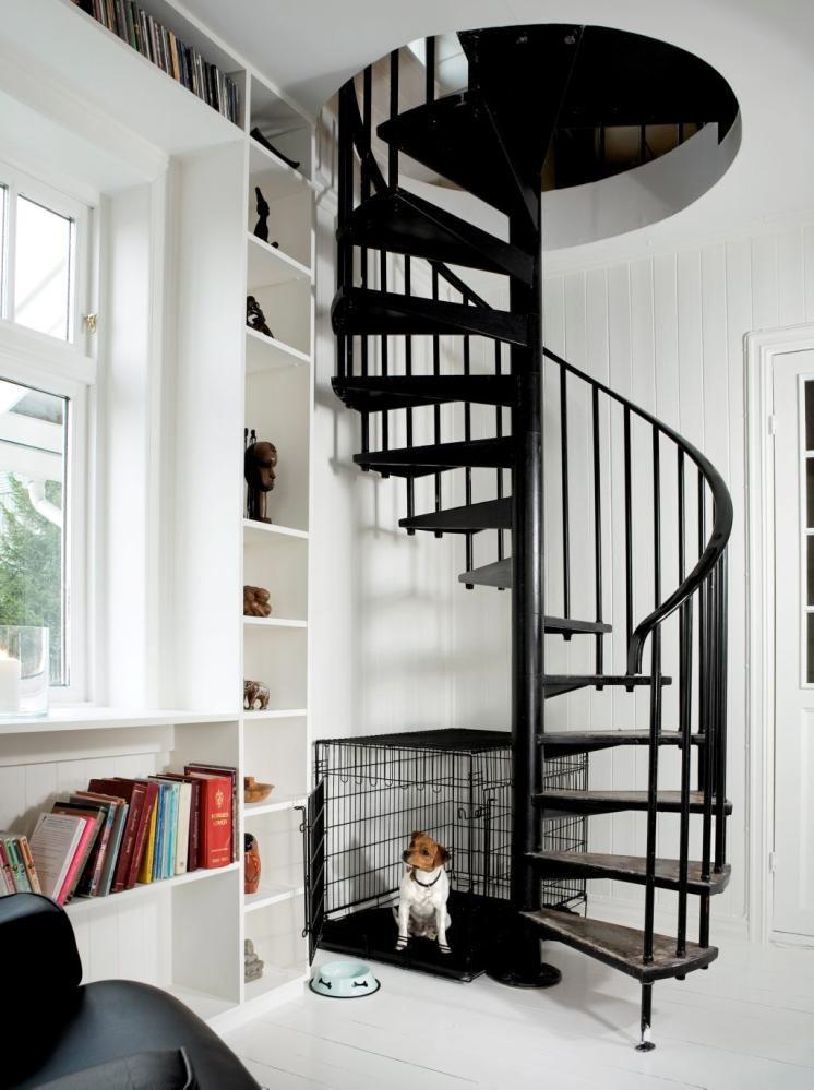 escalier helicoidal prix moyen pose