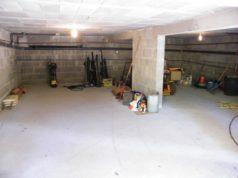 garage prix moyen au m2