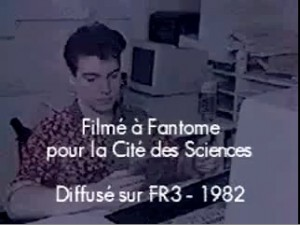 Fabb à FR3 - Fantome Animation 1982