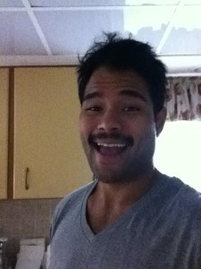 Matthew Chang - Movember