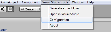 VS Tools Configure