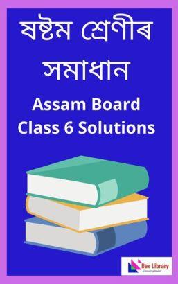 SEBA Class 6 Solutions All Textbook