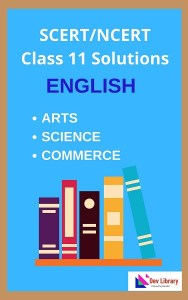 Assam Board Class 11 Solutions In English
