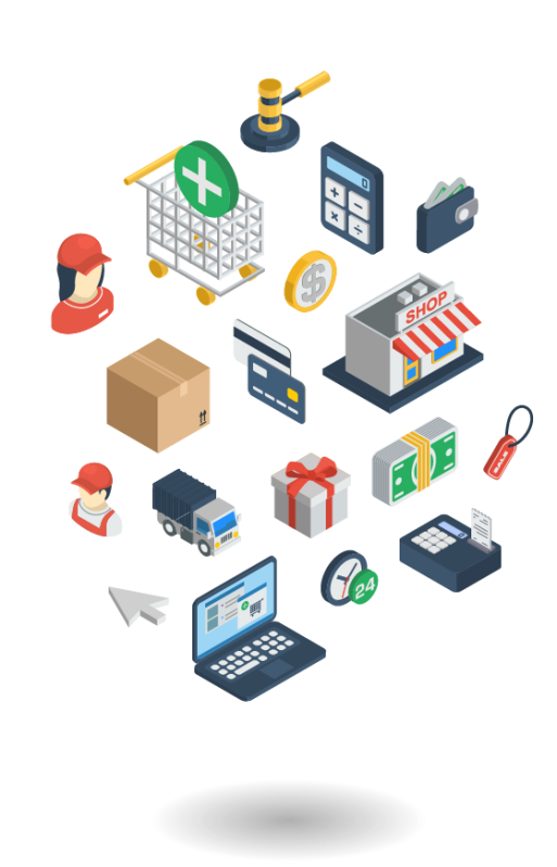 Decmatics eCommerce Solutions For Your Organizations