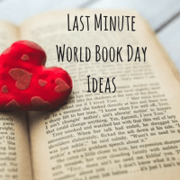 Last Minute World Book Day Costume Ideas