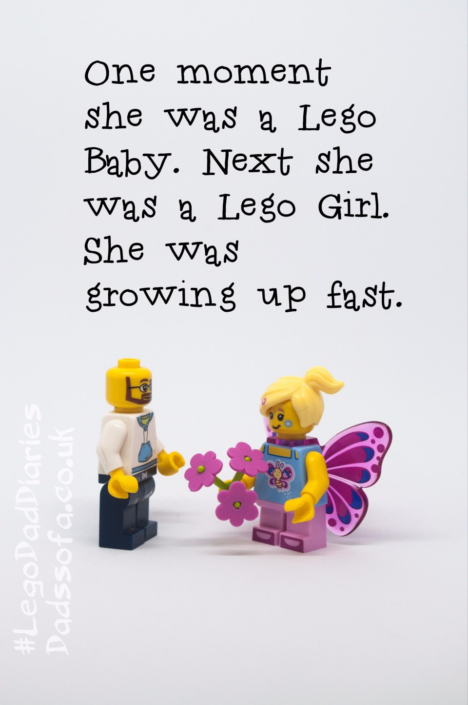 The Lego Dad Diaries