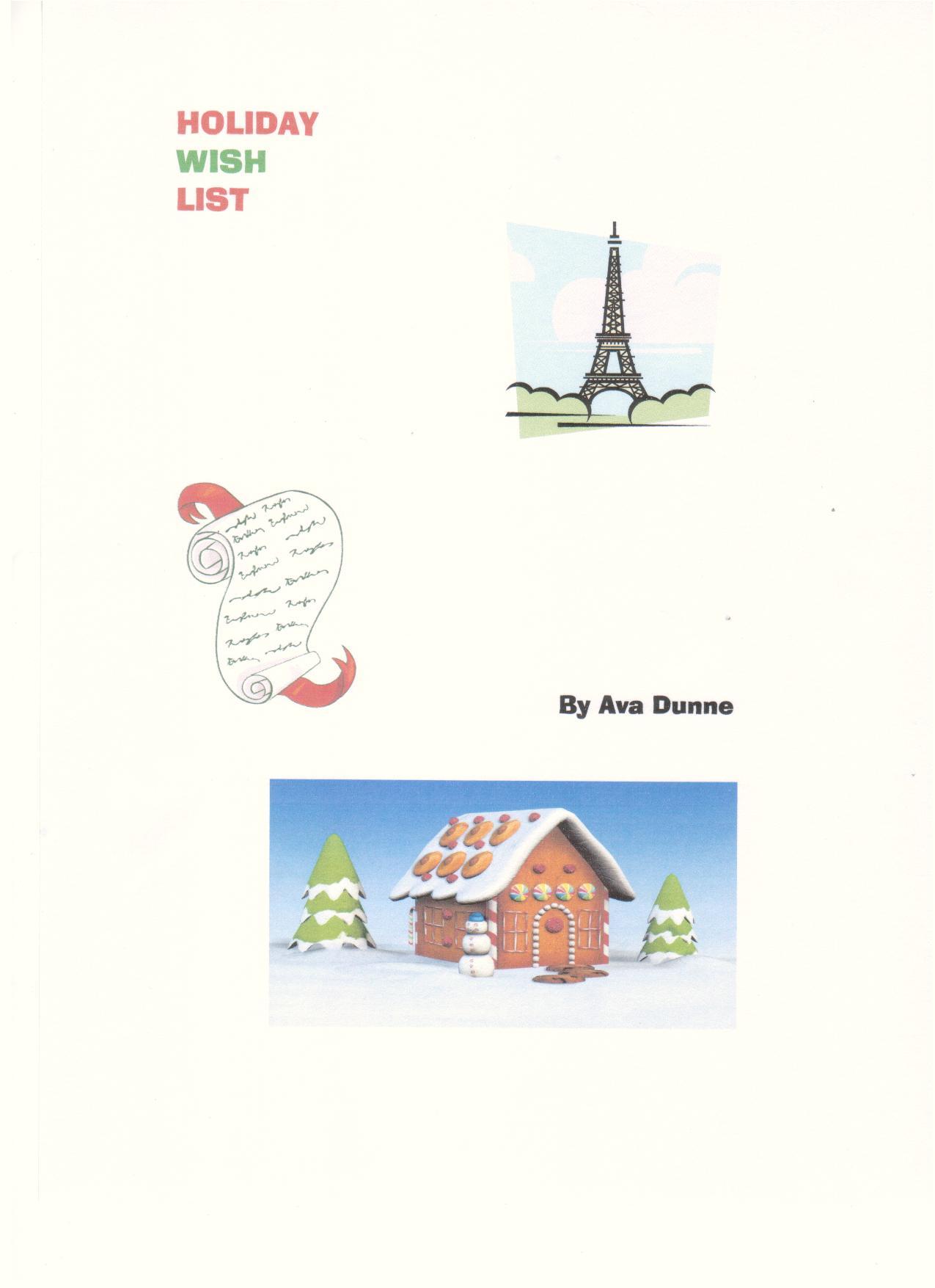 holiday-wish-list