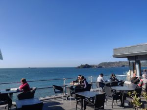 Al fresco drinking is back, so where are the best outside seating pubs in Plymouth?