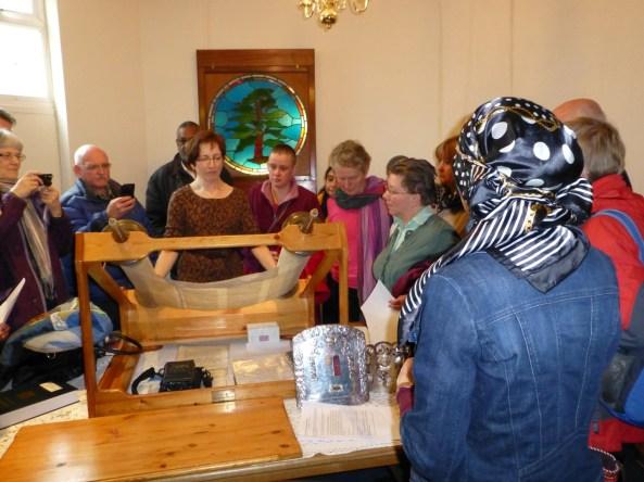 Observing a Torah Scroll