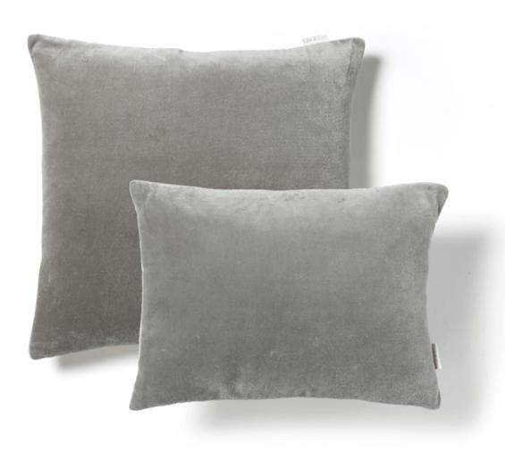 Grey Linen Cushions