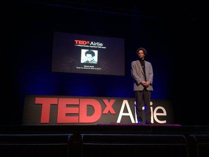 Devon Scott | TEDx Airlie 2016