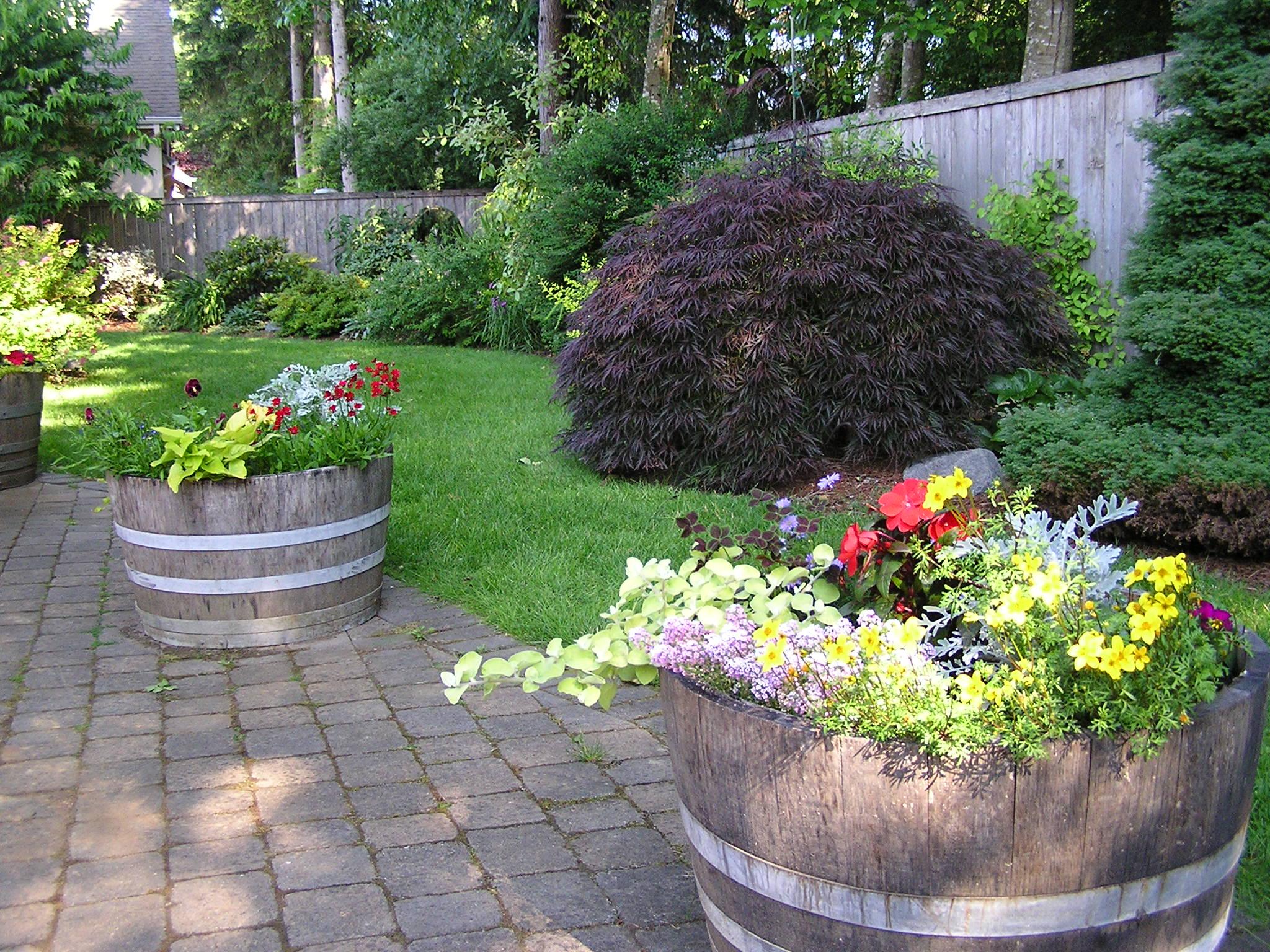 Backyard Pics - Shade Garden | devonplacehome on Shady Yard Ideas  id=14478