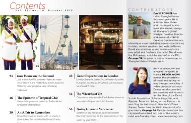Mabuhay - Philippine Airlines in flight magazine