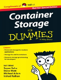 Container Storage for Dummies