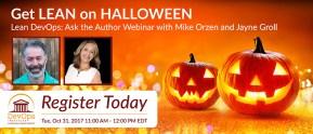 Lean DevOps: Ask the Author Webinar with Mike Orzen