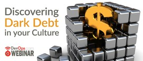 Discovering Dark Debt in your Culture