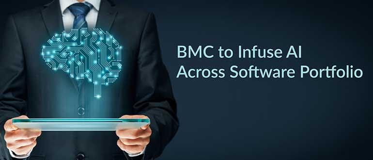 BMC to Infuse AI Across Software Portfolio