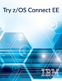 Try z/OS Connect EE
