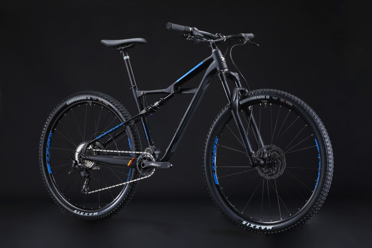 Silverback Stratos AL5 Mountain Bike