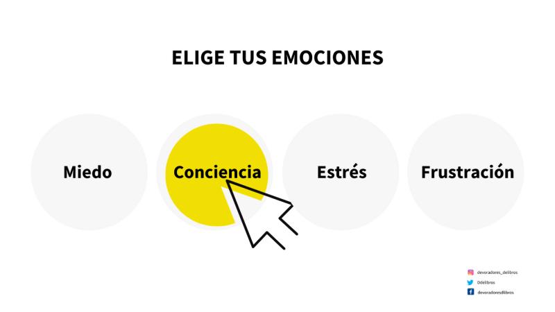 control sobre emociones