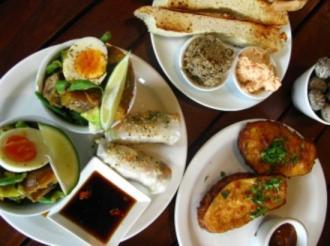 Sea salt Restaurant @ de Vos on the Park, Suva
