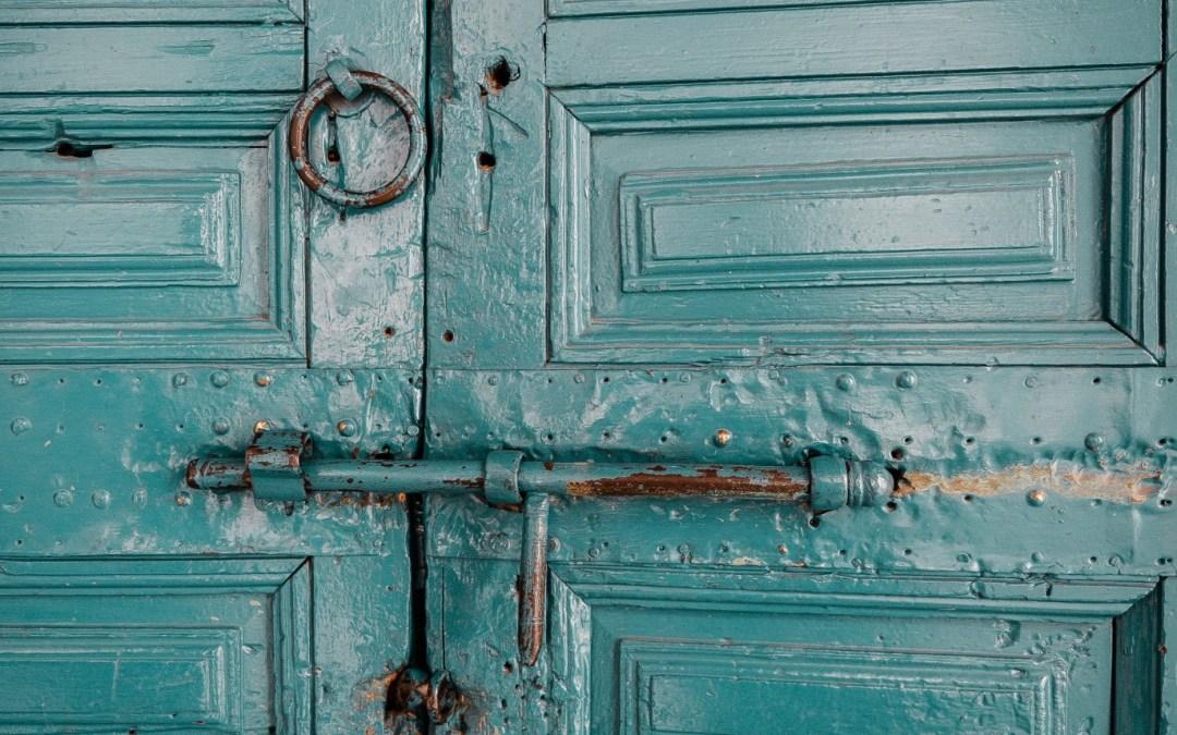 Daily Devotion – What Happens When God Closes a Door