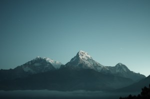 my god mountains