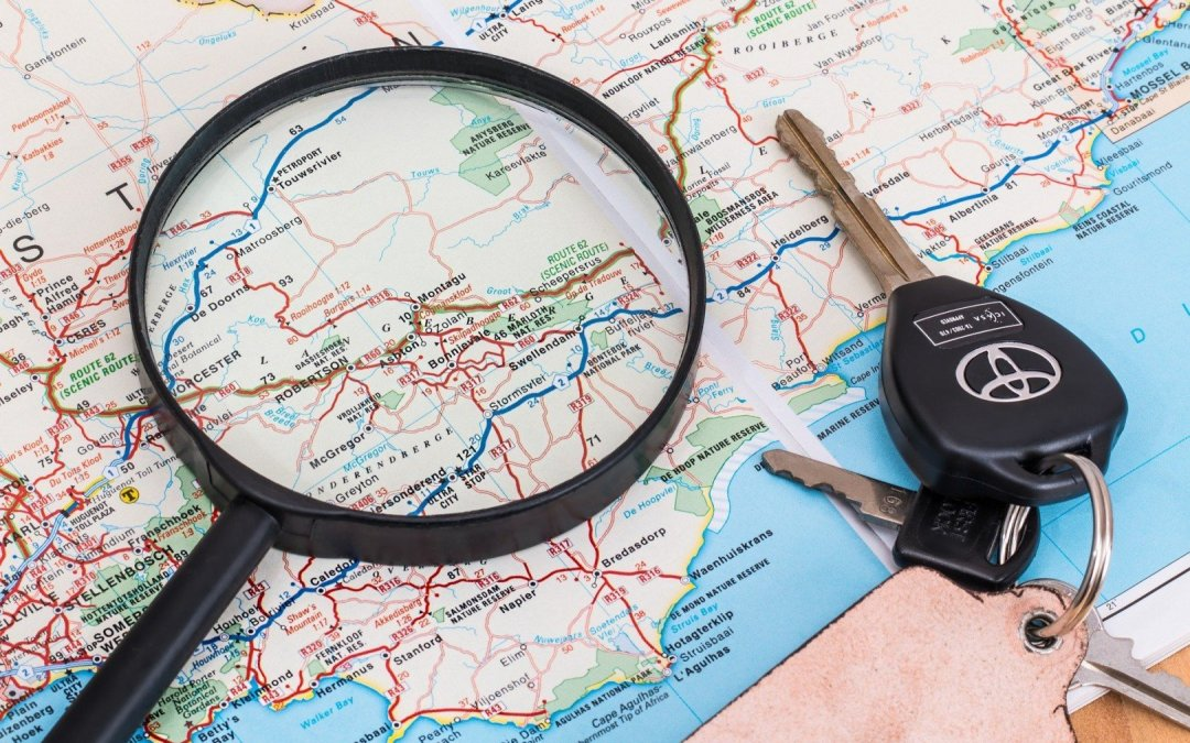 Daily Devotion – Need a Map for the New Year?