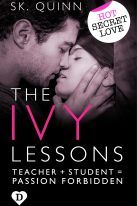 the ivy lessons, suzy k quinn, feel good books. books like fifty shades of grey