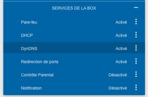 DynDNS Bbox