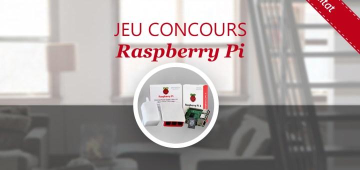 concours raspberry