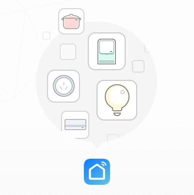 L'application Smart Life sur Android