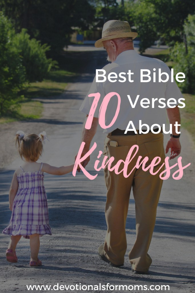 Best Bible Verses About Kindness