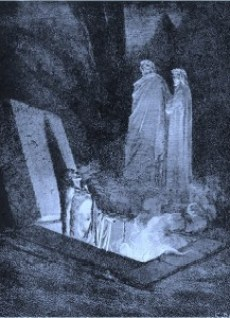 Dantes Inferno by Gustave' Dore' Wikipedia Public Domain