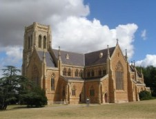Australian church by AARktos for wikipedia share-alike license