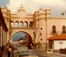Photo of Guatemala City post office courtesy wikipedia public domain.