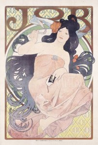 Mucha_smoking_girl_JOB wikipedia public domain
