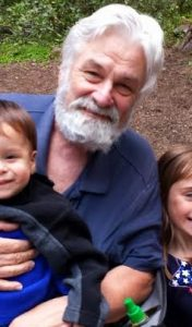 chuck and grandkids