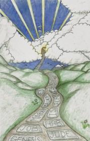 upward pathway to heaven