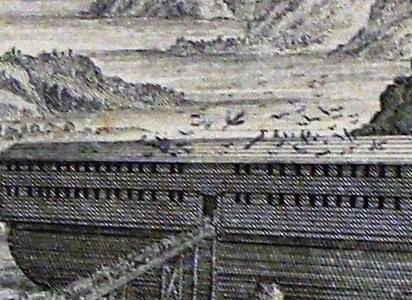 Noah's Ark - Wikimedia Commons - Share-alike License