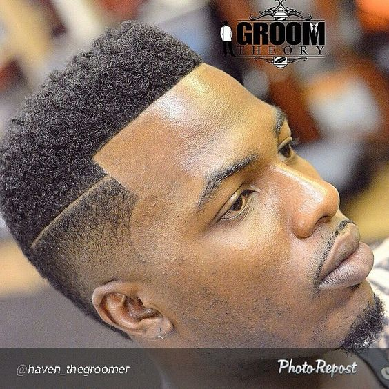 25 Awesome High Top Fade Styles