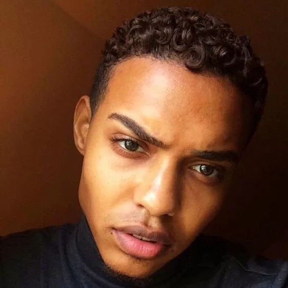 Top 40 Afro Hairstyles For Men