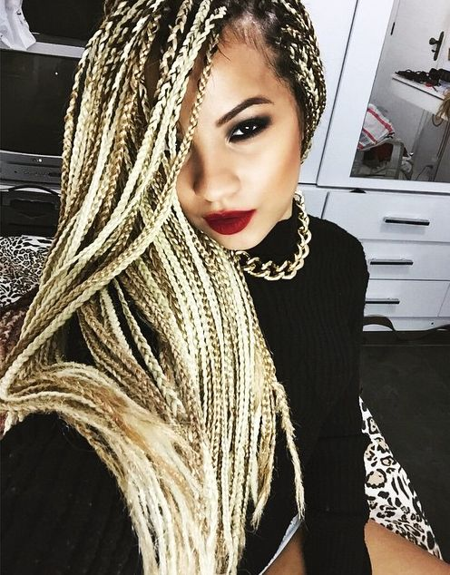 Caucasian Synthetic Dread Extensions