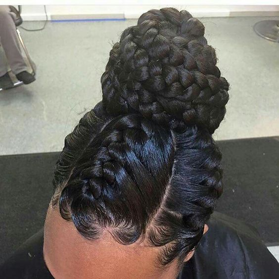 40 Stylish And Super Chic Braided Updos
