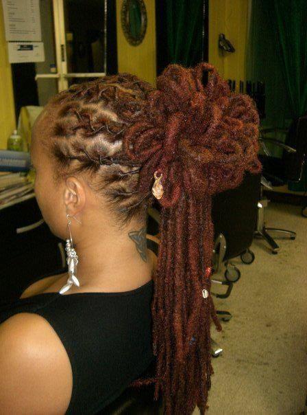 30 Gorgeous Sisterlocks Styles