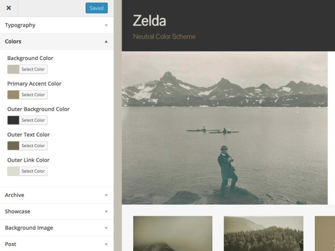 zelda-customizer