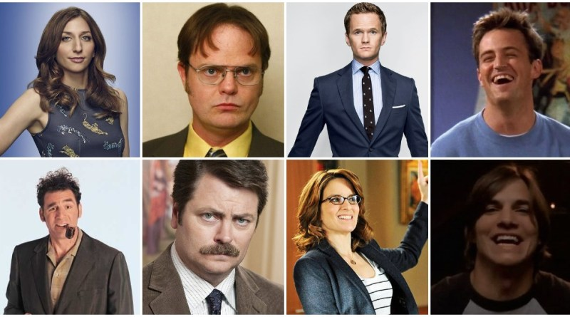 Funniest Sitcom Characters Ever