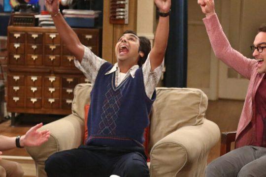 The Big Bang Theory Quiz